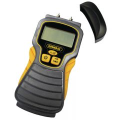 General Tools MMD4E Moisture Meter: LCD Output MMD4E