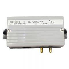 Setra 267MR Multi-Range Low Differential Pressure Transducer 267MR-2671